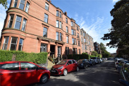View of Wilton Street, North Kelvinside, Glasgow, G20