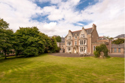 View of Comely Park House, 80 New Row, Dunfermline, KY12
