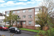 View of Castleton Court, Newton Mearns, Glasgow, G77