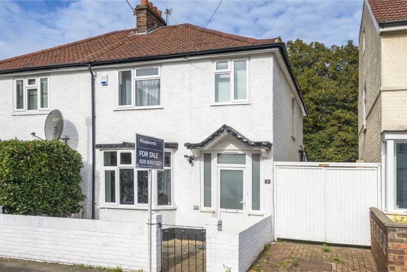 House for sale in Tooting - Rogers Road, London, SW17
