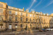 View of Abercromby Place, Edinburgh, EH3