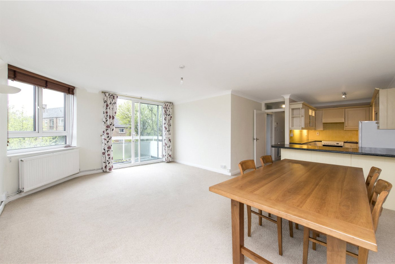 Flat/apartment to rent in Herne Hill - Wesley Court, 2 Beckwith Road, London, SE24