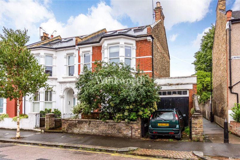 Flat/apartment for sale in Harringay - Lausanne Road, Harringay, N8
