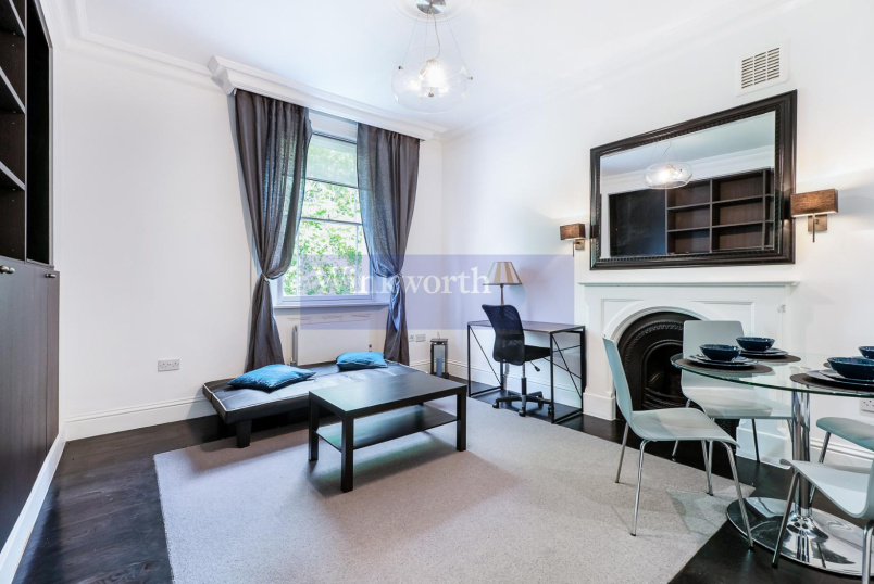 Flat to rent in Pimlico and Westminster - ST GEORGE'S SQUARE, SW1V
