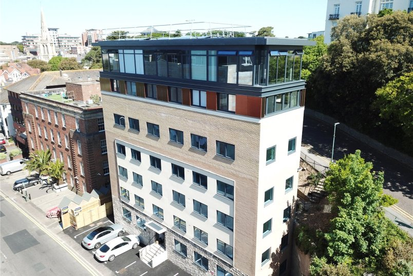 Flat/apartment for sale in Westbourne - Upper Hinton Road, Bournemouth, Dorset, BH1