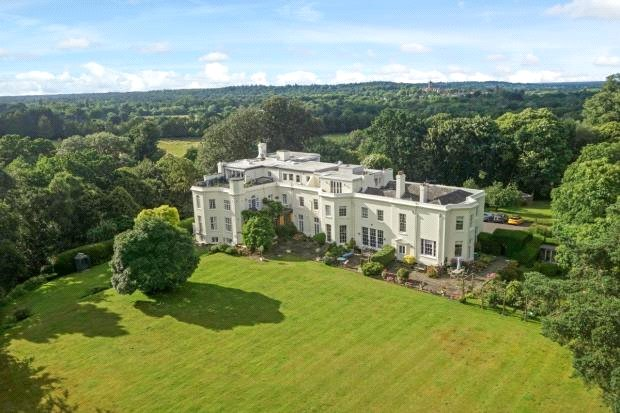 Flat/apartment for sale in  - Lyne Place Manor, Bridge Lane, Virginia Water, GU25