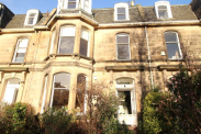 View of Greenhill Terrace, Bruntsfield, EH10