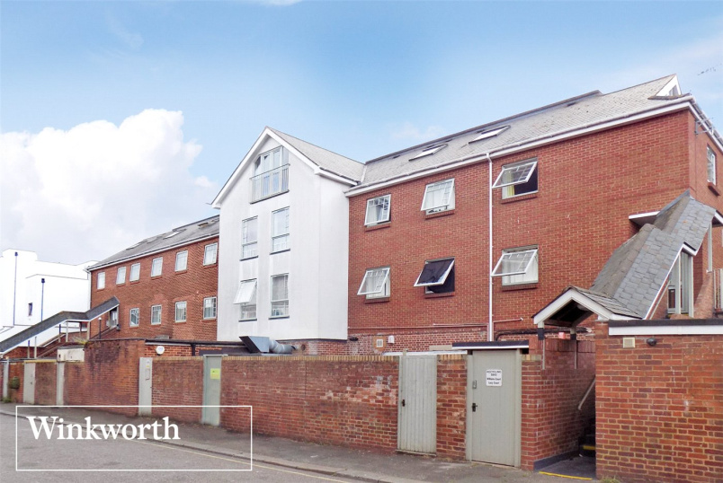 Flat/apartment for sale in Exeter - Lucy Court, Acland Road, Exeter, EX4