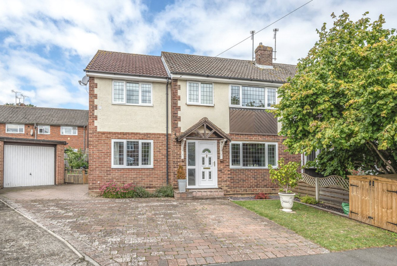 House for sale in Basingstoke - Aylwin Close, Basingstoke, Hampshire, RG21