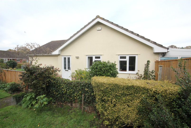 Bungalow for sale in  - Bure Homage Lane, Christchurch, Dorset, BH23