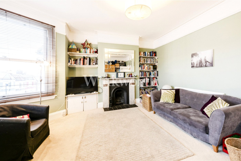 Flat/apartment for sale in Harringay - Warham Road, Harringay, N4