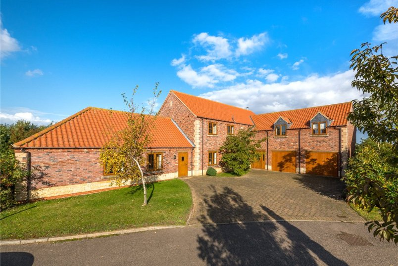 House for sale in  - Mareham Lane Farm House, Mareham Lane, Sleaford, NG34