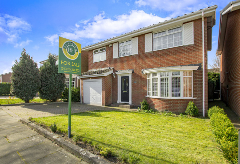 Saundby Close, Bessacarr, Doncaster