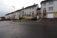 View of Kelvindale Court, Kelvindale, Glasgow, G12