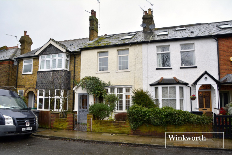 House for sale in Barnet - Alston Road, High Barnet, Hertfordshire, EN5