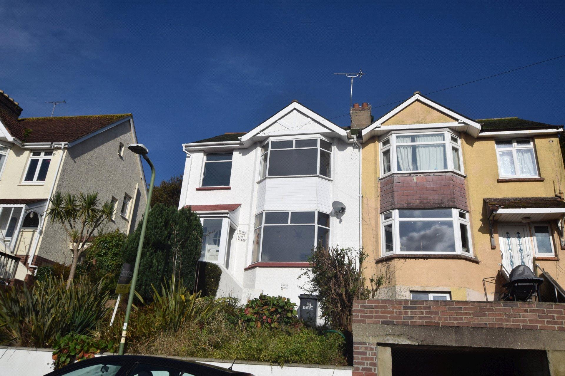 4 Bedroom Property For Sale In Langdon Road Paignton Devon Tq3