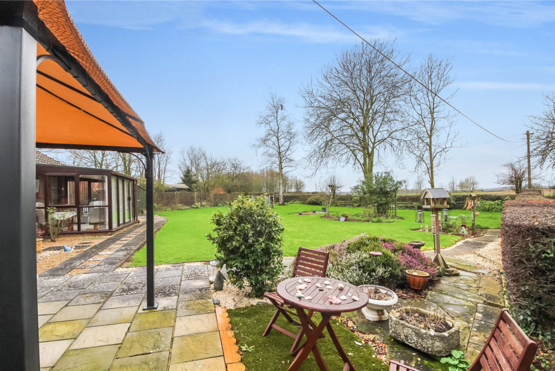 Bungalow for sale in Poringland - Old Hall Park, Seething, Norwich, NR15