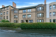 View of Deanston Drive, Shawlands, Glasgow, G41
