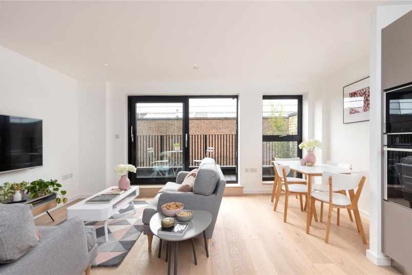 Flat/apartment for sale in Shepherds Bush & Acton - The Tramshed Building, 45a Goldhawk Road, Shepherds Bush, W12
