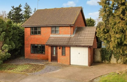 Detached Family House With Potential To Extend.