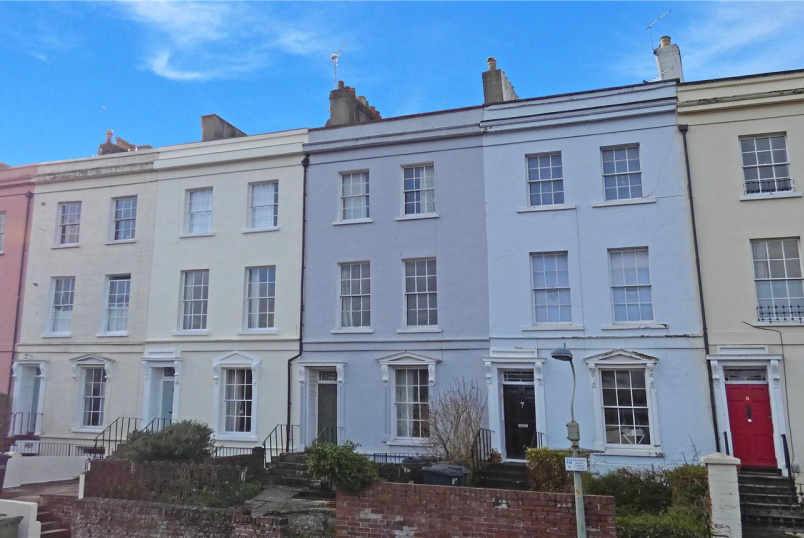 Flat/apartment to rent in Exeter - Lansdowne Terrace, Exeter, Devon, EX2