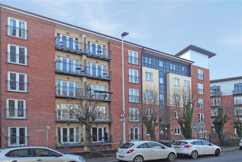 Flat/apartment for sale in Exeter - Constantine House, New North Road, Exeter, EX4