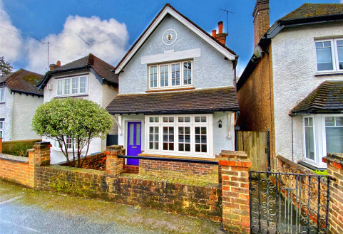 Amy Road, Oxted, Surrey, RH8