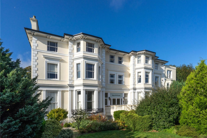 Flat/apartment for sale in Tunbridge Wells - Rose Hill House, Clarence Road, Tunbridge Wells, TN1