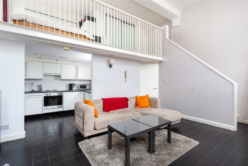 Flat/apartment to rent in Shoreditch - Trinity Hall, 6 Durward Street, London, E1