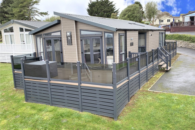 Bungalow for sale in  - Landscove Holiday Park, Gillard  Road, Brixham, TQ5