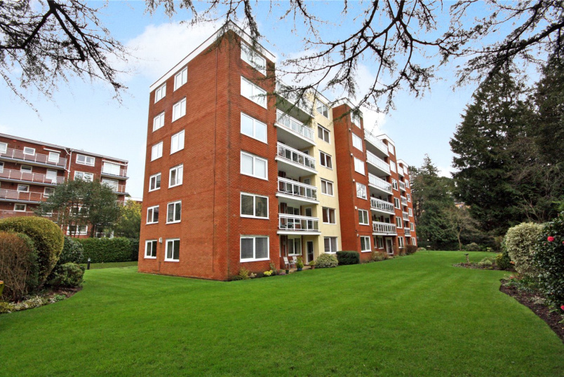 Flat/apartment for sale in Westbourne - The Avenue,, Branksome Park, Poole, BH13