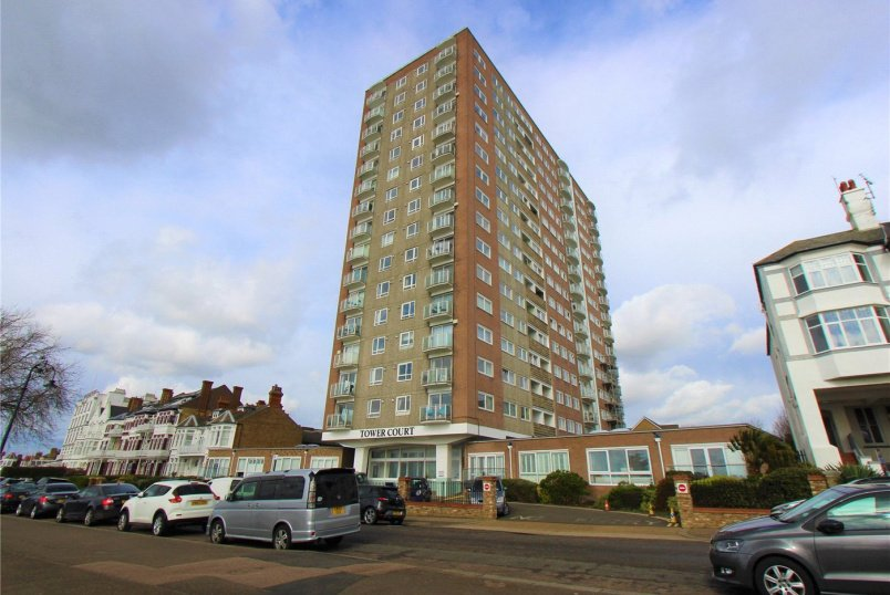 Flat/apartment for sale in  - Tower Court, Westcliff Parade, Westcliff-on-Sea, SS0