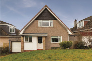 View of Durness Avenue, Bearsden, Glasgow, G61