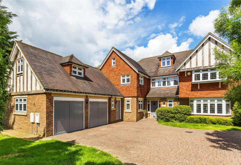 Tydcombe Road, Warlingham, Surrey, CR6