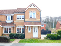 Scrooby Close, Harworth, Doncaster