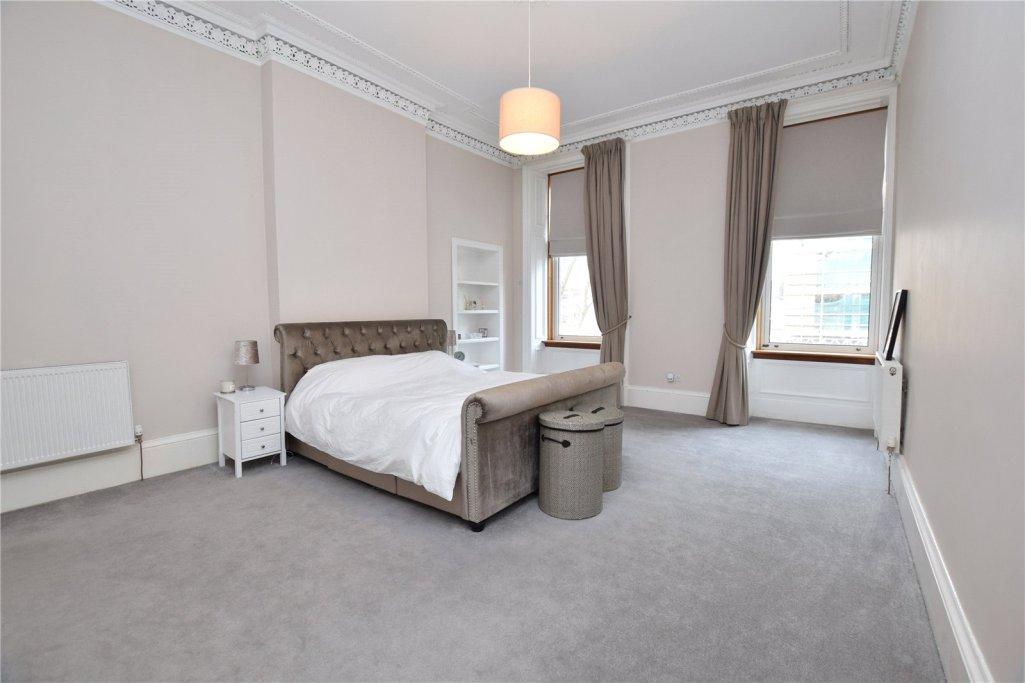 4 bedroom apartment for sale in Kersland Street, Hillhead ...