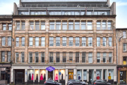 View of Howard Street, Glasgow City Centre, G1