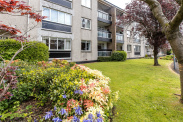 View of Braidholm Crescent, Giffnock, East Renfrewshire, G46