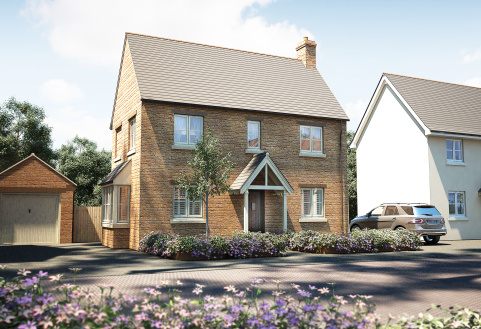 Plot 235, The Trelissick, Banbury Rise