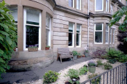 View of Montague Street, Woodlands, Glasgow, G4
