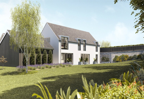Plot 3, Marians Maples, Vicarage Close, Stoke Gabriel, Totnes, TQ9