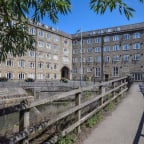Outer Silk Mills, Malmesbury, Wiltshire