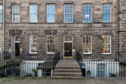 View of London Street, Edinburgh, EH3