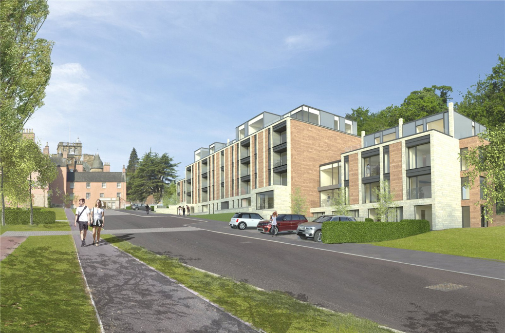 Image 1 of A001 - 3 Bed New Build Apartment, Craighouse Road, Edinburgh, EH10