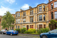View of Havelock Street, Dowanhill, Glasgow, G11