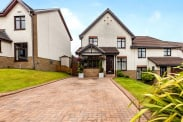 View of St Andrews Drive, Bearsden, G61