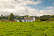 View of Lot 2 Rescott Cottage and Paddock, North Inchmichael Farm, Errol, PH2