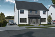 View of Plot 3, The Devon, Glenluie Green, Ardler Road, Meigle, Blairgowrie, PH12