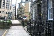 View of Rutland Square, West End, EH1
