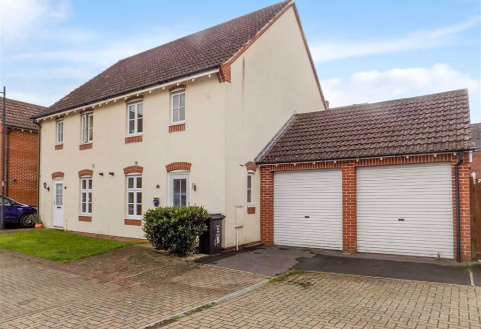 Vega Close, Swindon, Wiltshire